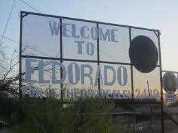 Welcome to Eldorado, Texas