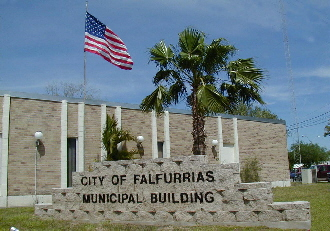 Falfurrias, Texas Municipal Building