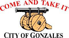 City of Gonzales Come and take it Gonzales, Texas
