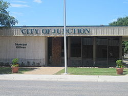 Junction, Texas City Hall