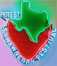 Poteet, Texas Strawberries Strawberry Festival