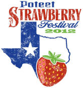 Poteet, Texas Strawberries Strawberry Festival 2012