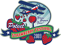 Poteet, Texas Strawberries Strawberry Festival 2009