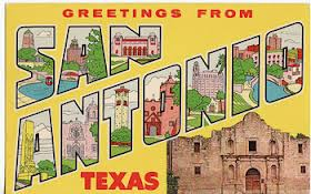 San Antonio, Texas Portable Buildings San Antonio Texas Postcard