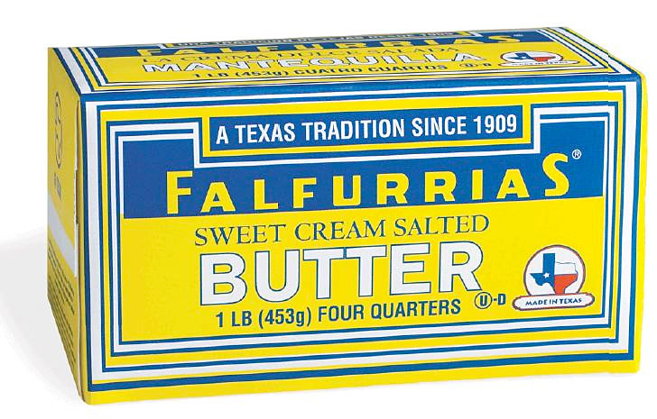 Falfurrias, Texas Butter