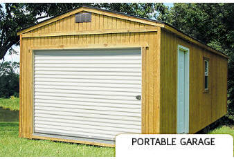 Treated Buildings Derksen Portable Buildings Treated Garage