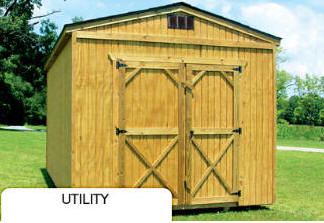 Treated Buildings Derksen Portable Buildings Treated Utility